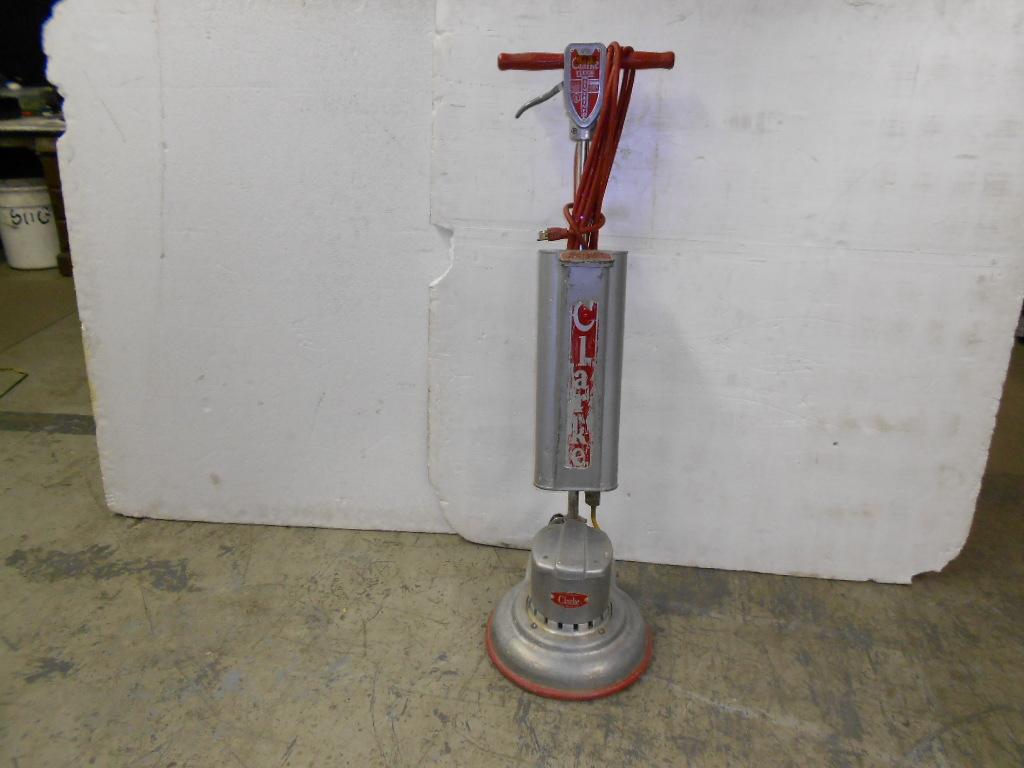 Clarke floor maintainer fm 13 rs scrubber buffer brushes for 13 floor buffer